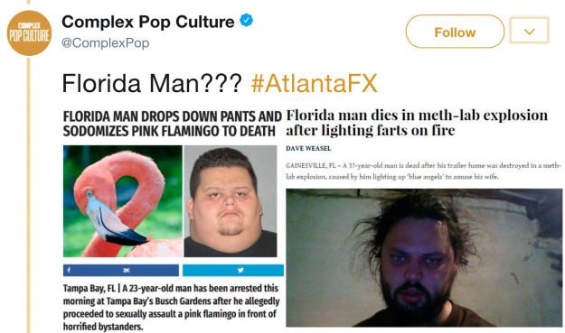 "21 Hilarious Tweets About The Season Premiere Of ""Atlanta"