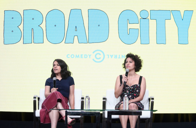 Comedy Central's Broad City, starring Ilana Glazer and Abbi Jacobson, has officially been renewed for its fifth and final season, the network announced on Thursday.