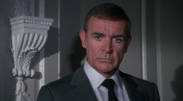 Sean Connery had his wrist broken by an intense (and, now, infamous) instructor, Never Say Never Again