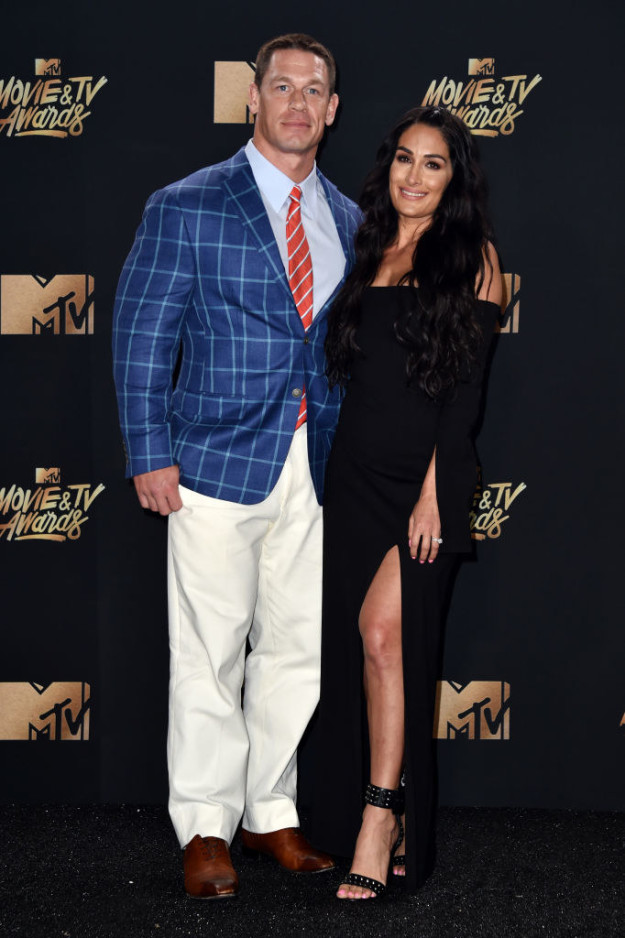 John Cena and Nikki Bella announced on Sunday that they would be separating after six years of dating.