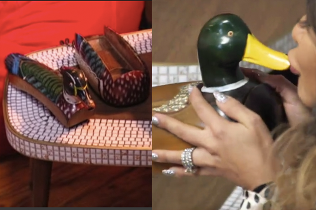 And finally, the duck phone.