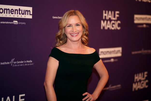 Angela Kinsey: Here for it.