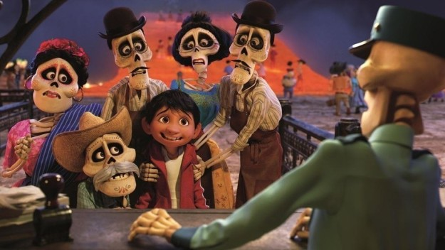Because, whether it's your first or hundredth time seeing Coco, we're all going to be laughing and crying together about family...