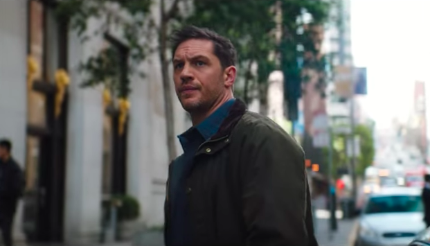 I mean, yes, Venom is played by Tom Hardy, but come on, people.