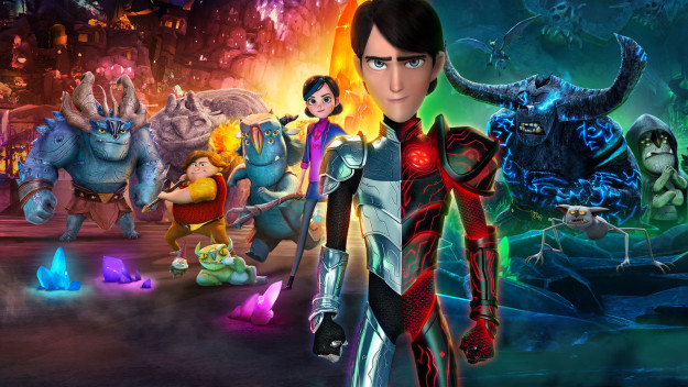 Trollhunters: Part 3