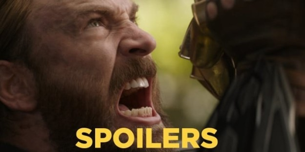 FOR THE LOVE OF GOD, INFINITY WAR SPOILERS ARE AHEAD! Like, major ones.