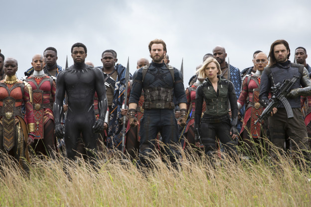 All these massive records won't likely stay safe for very long, either: The untitled fourth Avengers movie — billed as the final culmination of the vast suite of films released by Marvel Studios since Iron Man in 2008 — is set to debut in 2019.