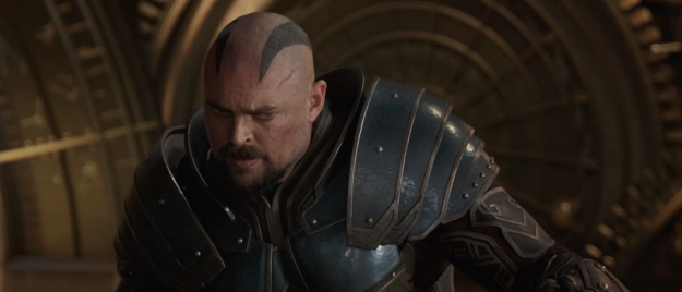 The minute Thanos got to Nidavellir, Heimdall would have been able to see it and would have been able to tell Odin. EXCEPT when Loki takes over Asgard, he replaces Heimdall with Skurge, possibly the dumbest Asgardian of all.