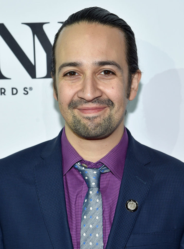 "Lin-Manuel Miranda debuted an exclusive sneak peek of the video for his latest #Hamildrop, ""First Burn,"" on BuzzFeed News' AM to DM on Monday."