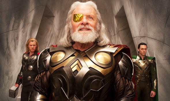 When we first get introduced to Asgard in Thor (2011), it's being ruled by Odin and his two piece of shit whiny baby adult sons.