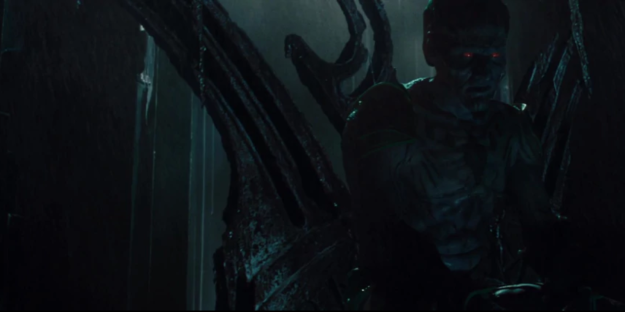 In Thor, everything goes ass up when Loki secretly has a bunch of Frost Giants show up to attack Asgard because he's mad at all the attention his dad is giving Thor.