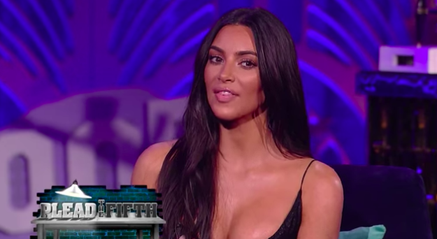 Kim Kardashian confessed to being relieved when Kylie and Tyga broke up.