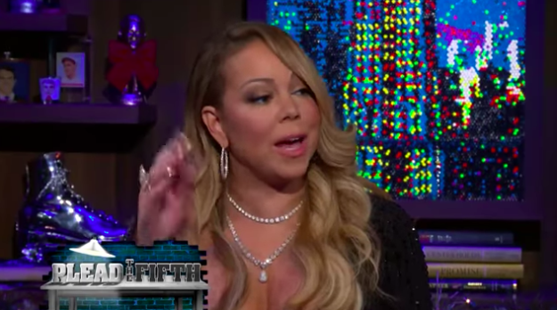 """Mariah Carey responded to Demi Lovato saying that she """"disses people"""" and is """"nasty."""""""