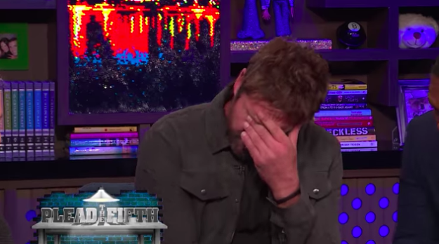 And finally, Gerard Butler said Jennifer Aniston is a better kisser than Angelina Jolie.