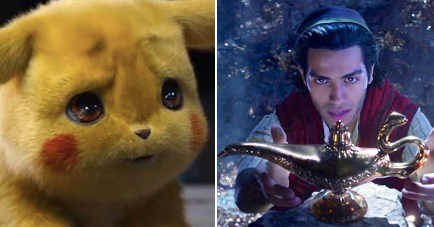 13 Movie Trailers From 2018 That Got Us Hype For 2019